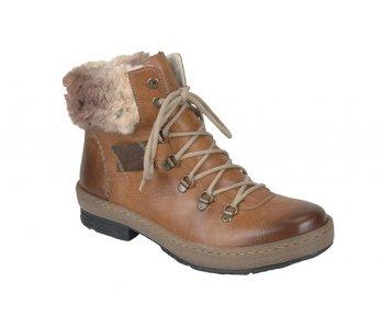 Vychádzková obuv RIEKER Z6743-24 07