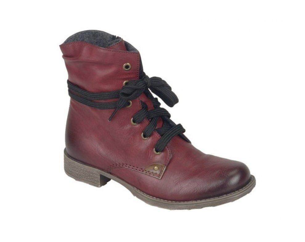 Vychádzková obuv RIKER 70829-35 07  124ddcb4607