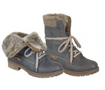 Vychádzková obuv RIEKER Y9122-45 07
