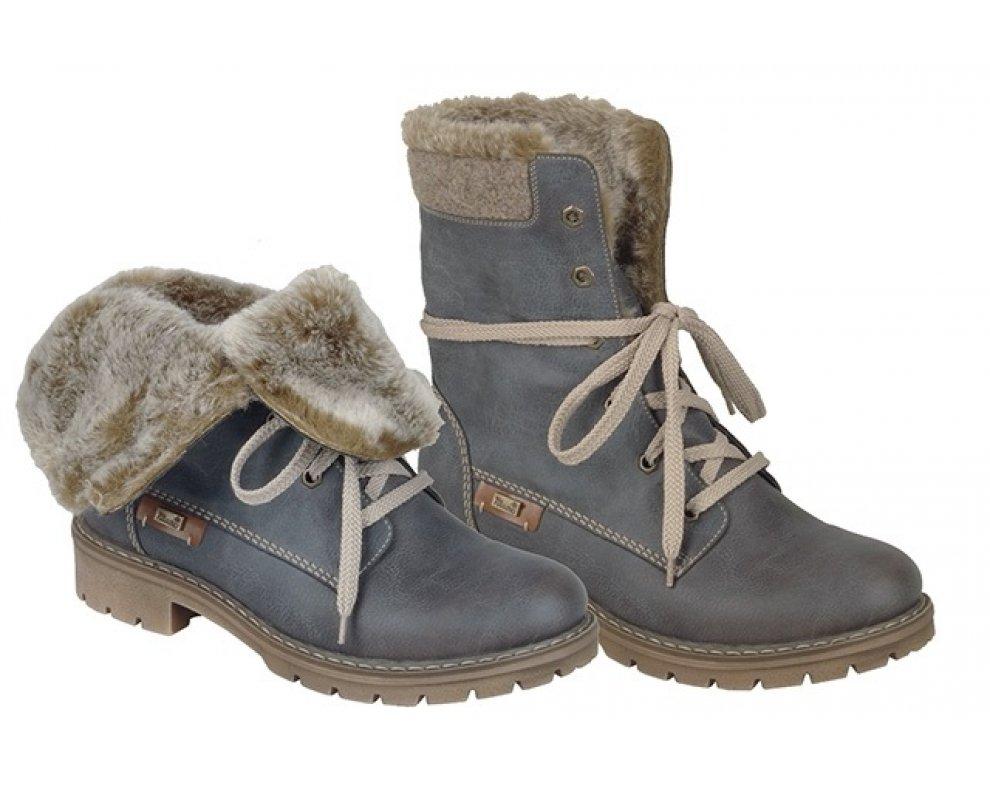 1684c1a2b42e Vychádzková obuv RIEKER Y9122-45 07