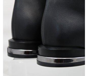 Elegantné kotníky AQ6293-2642 BLACK