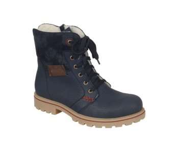 Vychádzková obuv RIEKER Z1431-15 05