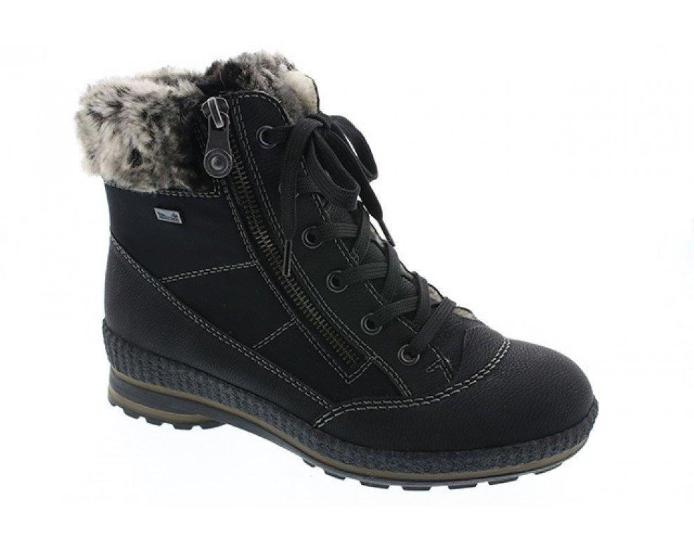 Vychádzková obuv RIEKER Z2431-00 05