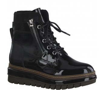 Workery Tamaris 1-1-25223-25 018 BLACK PATENT