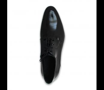 Pánska spoločenská obuv NR87089-3133-6 BLACK