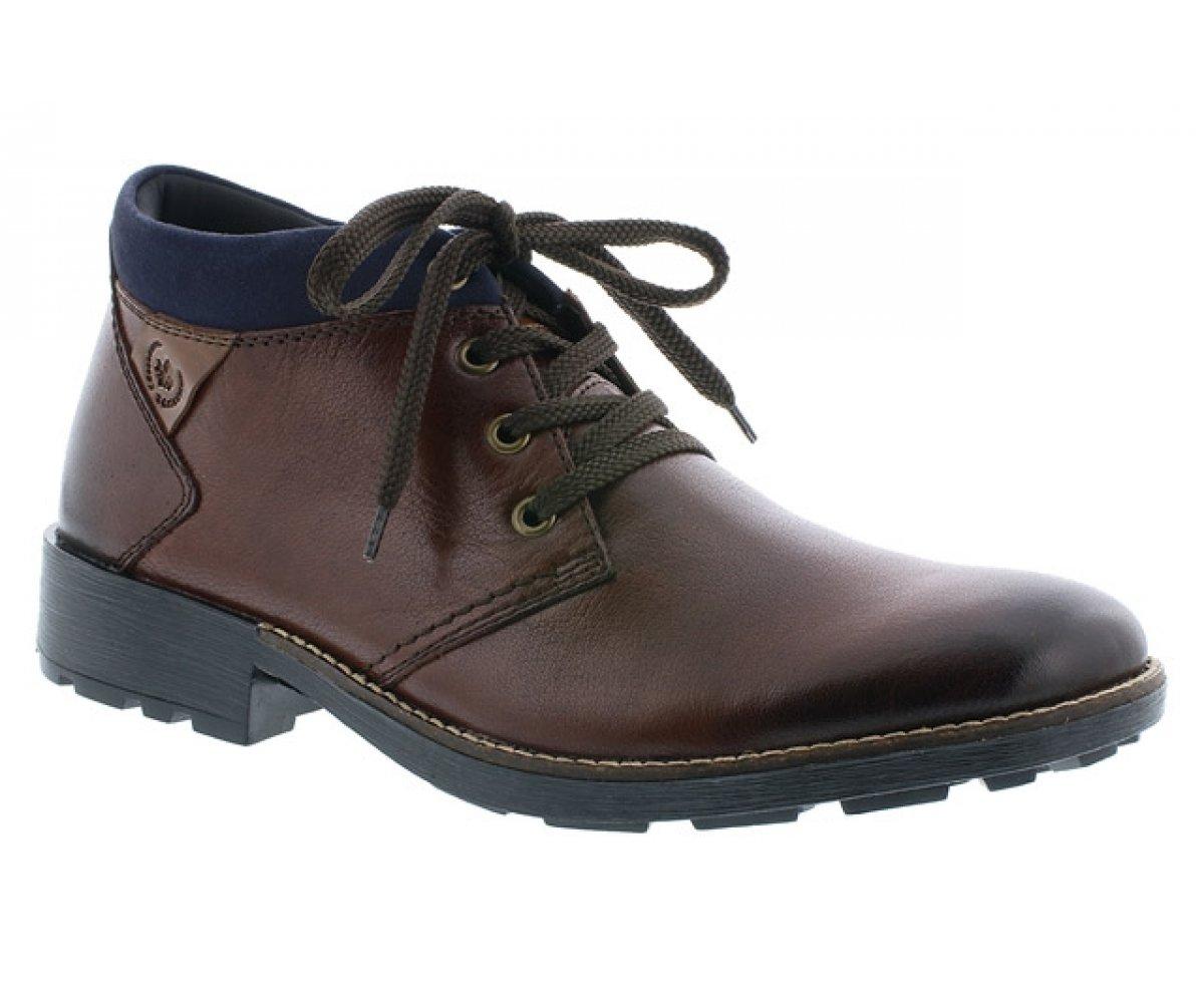 6427b98a09dc5 Vychádzková obuv RIEKER 16048-25 06