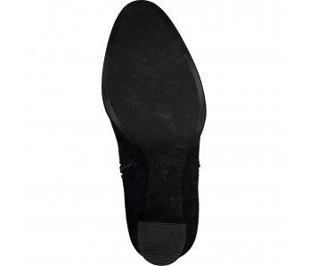 Kotníky Tamaris 1-1-25387-25 001 BLACK