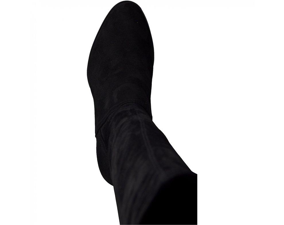Čižmy Tamaris 1-1-25554-25 001 BLACK