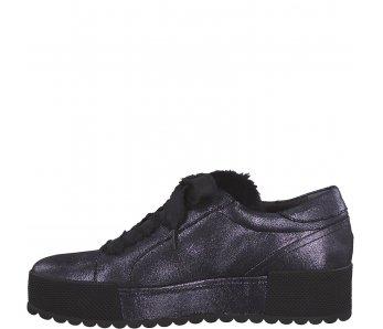 Sneakersy Tamaris 1-1-23726-21 824 NAVY METALLIC