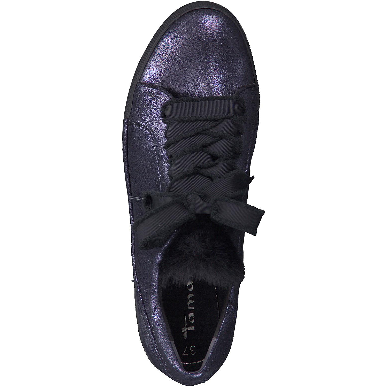 8ccb93ff322 Sneakersy Tamaris 1-1-23726-21 824 NAVY METALLIC