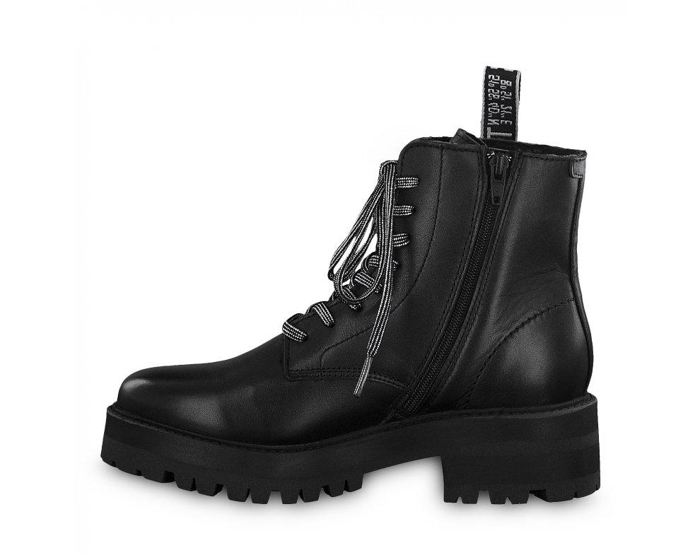 Kotníky 1-1-25456-23 001 BLACK