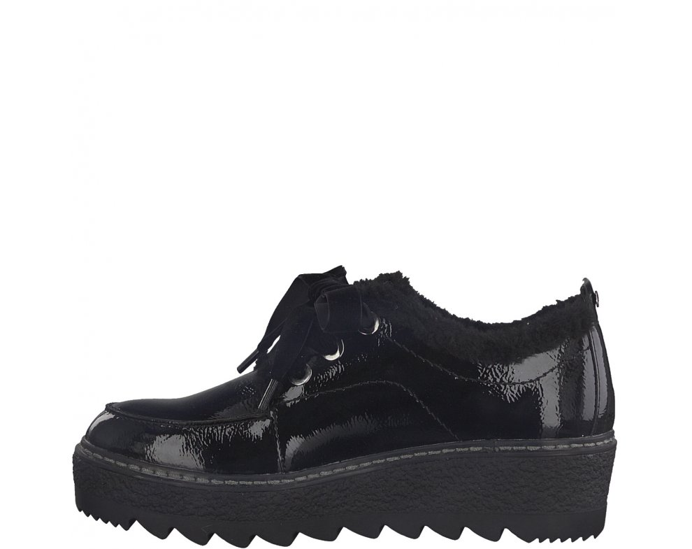Sneakersy Tamaris 1-1-23729-21 001 BLACK