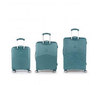 Cestovné kufre ATLANTA GA1180 TURQUISE