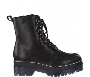 Workery Tamaris 1-1-25220-25 009 BLACK/WHITE