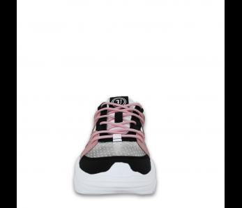 Sneakersy TR79A00455 PINK/GREY/BLACK