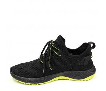 Pánska športová obuv NSM118158 03 BLACK/BERGAMOT