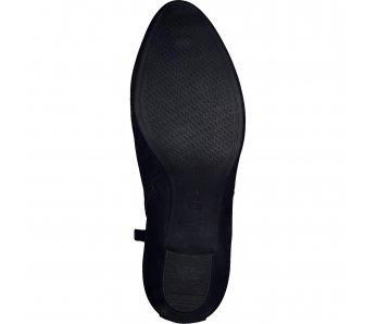 Elegantné kotníky Tamaris 1-1-25300-25 001 BLACK