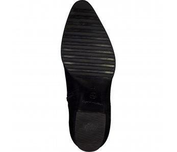 Nízke čižmy Tamaris 1-1-25339-25 001 BLACK