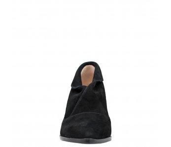 Štýlové kotníky MFS20147 BLACK