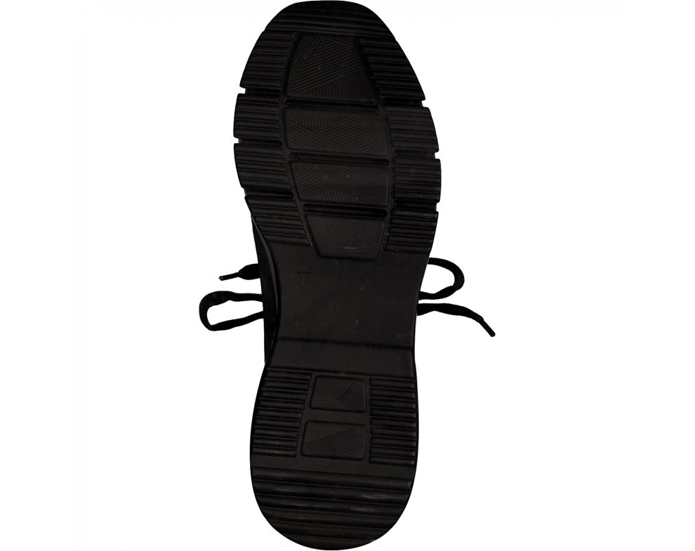 Sneakersy 1-1-23753-33 098 BLACK COMB