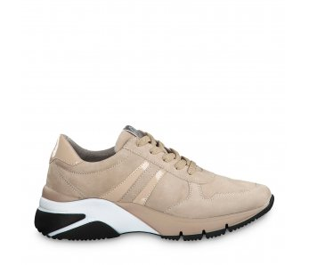 Sneakersy 1-1-23753-33 344 TAUPE COMB
