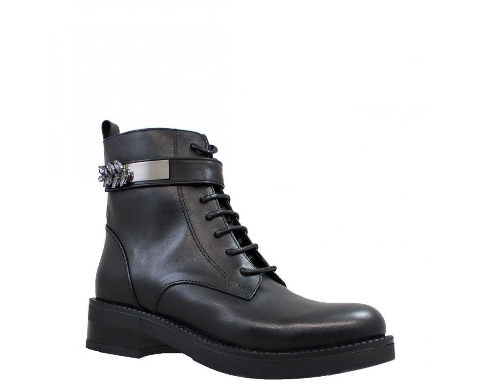 Workery MFS2118L BLACK LEATHER