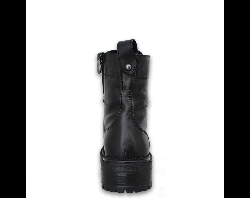 Kotníky AQ1024-102 BLACK