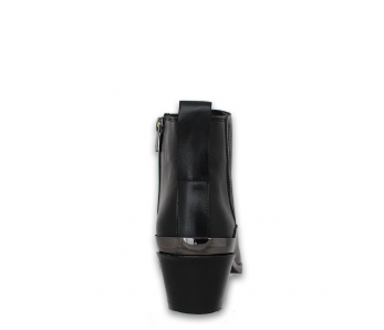 Kotníky AQ9953 BLACK
