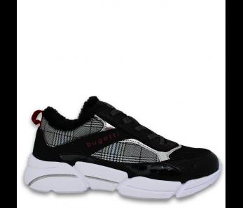 Sneakersy BUGATTI 431-66803-5769-1081 BLACK/MULTICOLOR