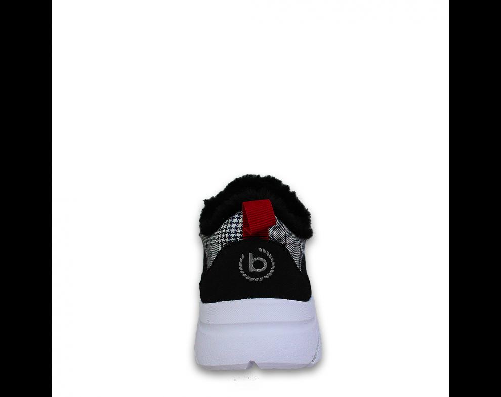 Sneakersy 431-66803-5769-1081 BLACK/MULTICOLOR