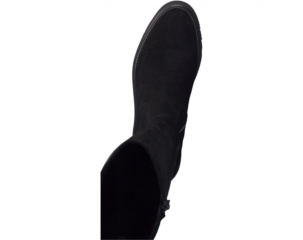 Čižmy Tamaris 1-1-25601-21 001 BLACK