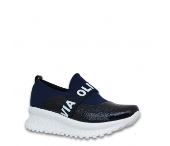 Slip on SNEAKERSY DTE2090 BLUE