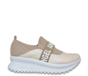 Slip on SNEAKERSY DTE2090 BEIGE