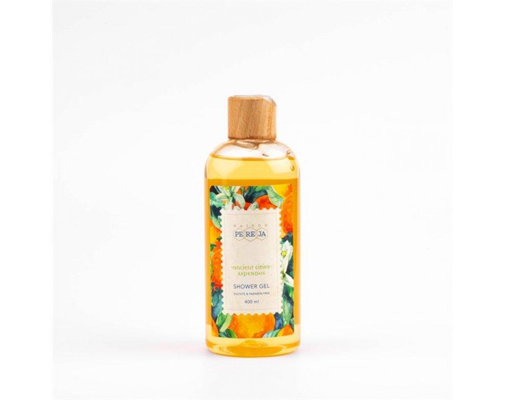Sprchový gél ASPENDOS - pomarančové kvety
