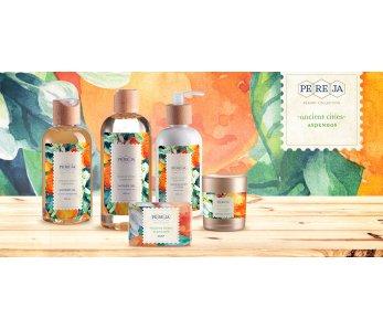 Sprchový olej ASPENDOS - pomarančové kvety