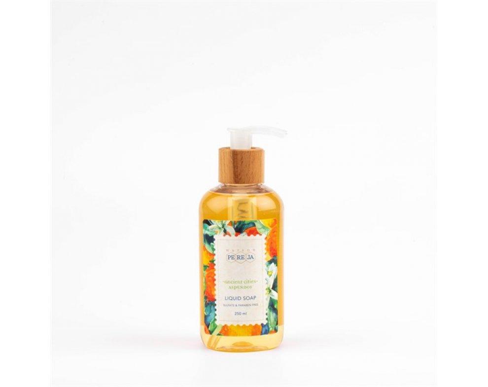 Tekuté mydlo ASPENDOS - pomarančové kvety