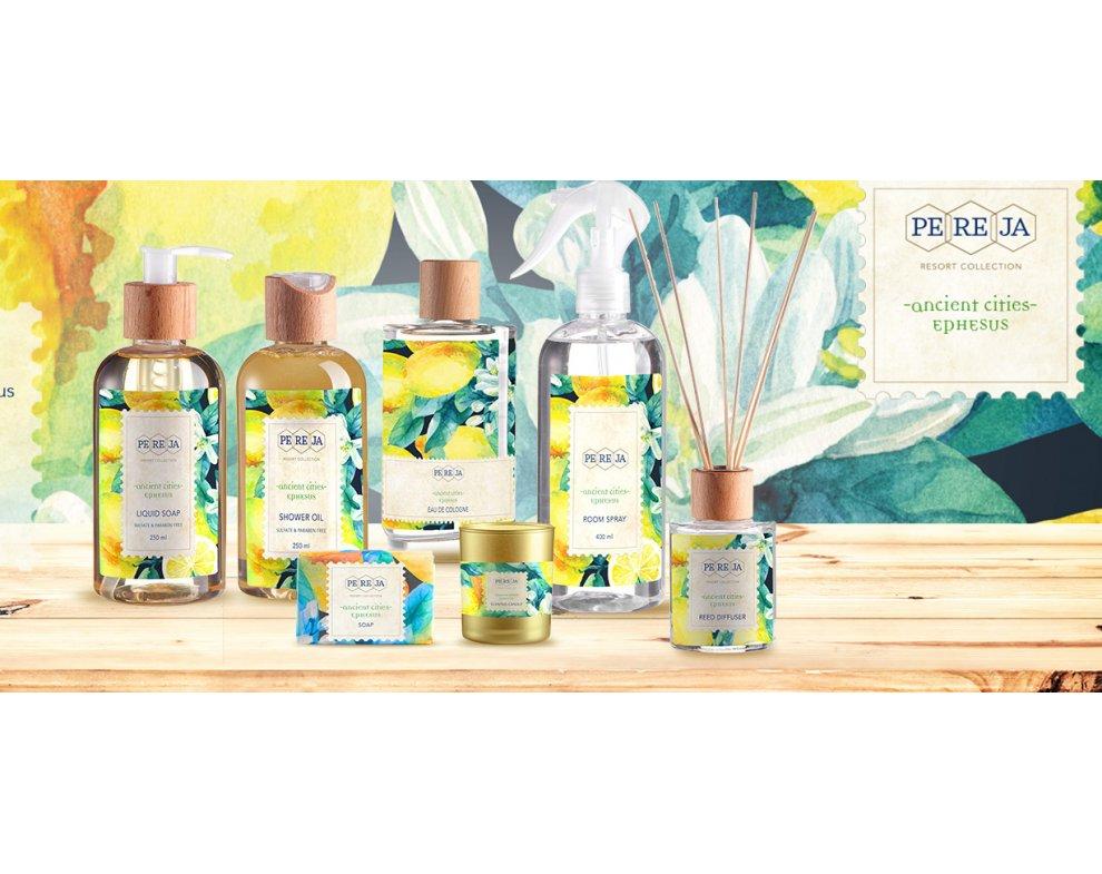 Telový sprej EPHESUS - citrónové kvety