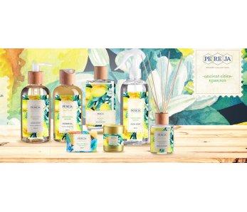 Sprchový olej EPHESUS - citrónové kvety
