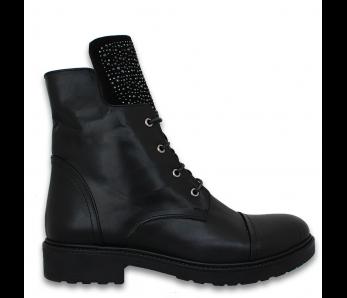 Kotníky AQ0271-08 BLACK