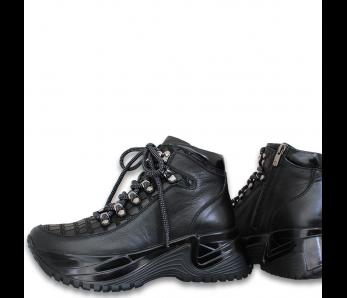 Sneakersy IZ107842 NERO