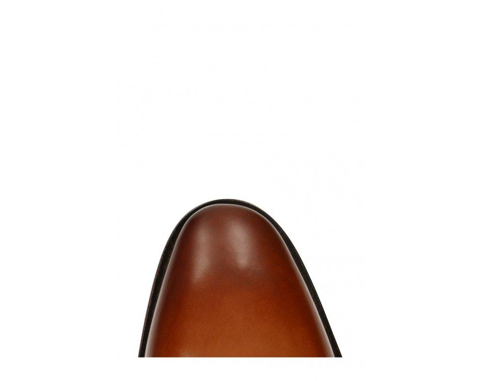 Pánska spoločenská obuv GINO ROSSI MPC345-G94-4300-3300-0 HNEDÁ
