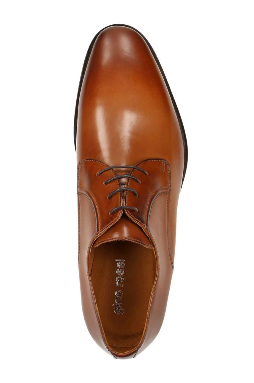 adb054b529 ... Pánska spoločenská obuv GINO ROSSI MPC345-G94-4300-3300-0 HNEDÁ