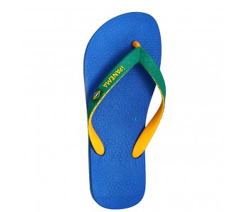 Žabky IPANEMA 81046 BLUE/YELLOW/GREEN