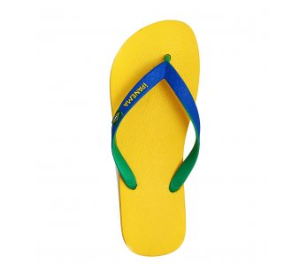 Žabky IPANEMA 81046 YELLOW/GREEN/BLUE