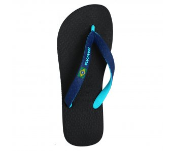 Žabky IPANEMA 81046 BLACK/BLUE