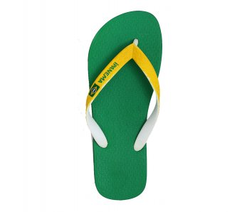 Žabky IPANEMA 81046 GREEN/YELLOW