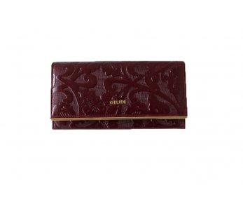 Peňaženka GIUDI G7325ERMAE-R5