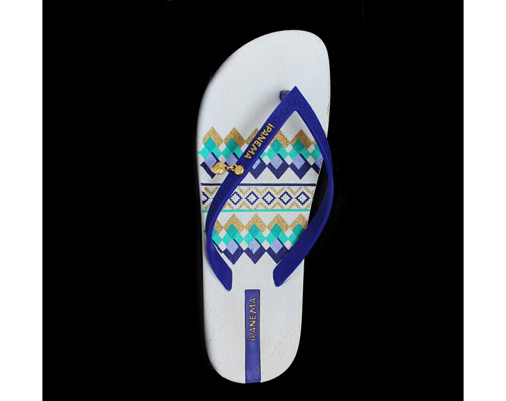 Žabky IPANEMA 81091 WHITE/PURPLE