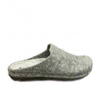 Pánska domáca obuv M1 DARK GREY