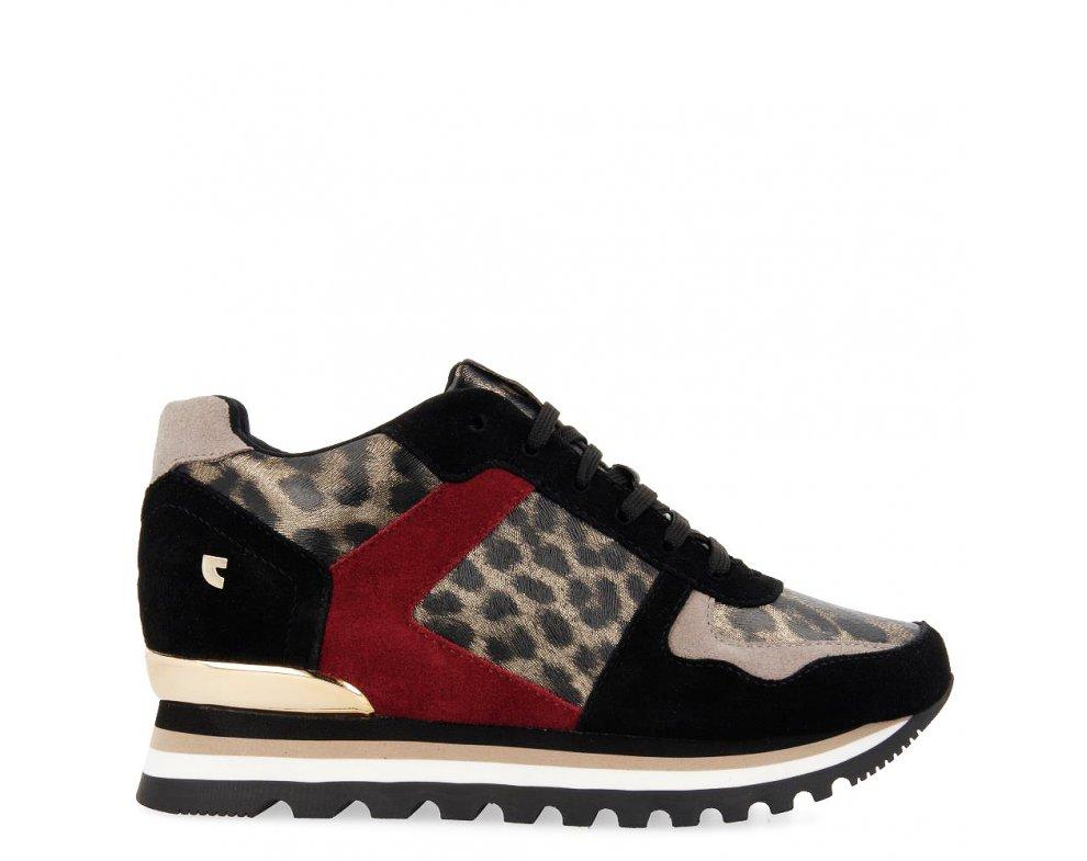 Sneakersy 56956 LEOPARD